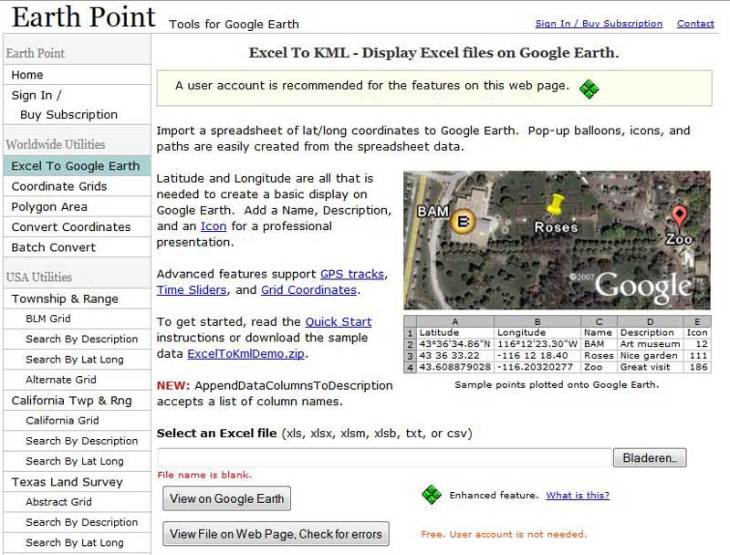 How to: KML tools | Documentation of plugin Googlemap